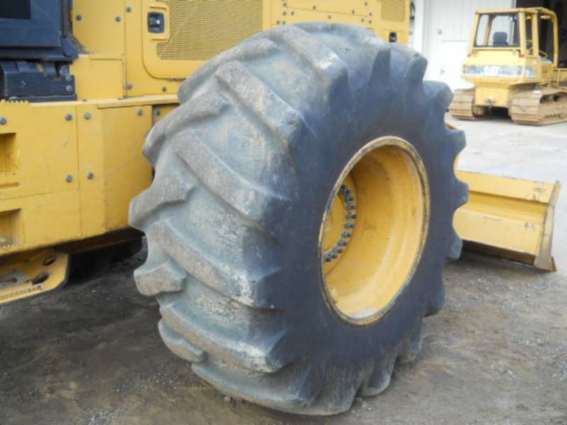 CATERPILLAR FORESTRY - SKIDDER 525D equipment  photo 18