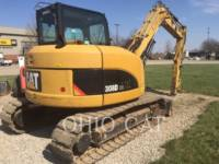 CATERPILLAR TRACK EXCAVATORS 308DCR SB equipment  photo 2