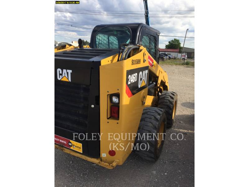CATERPILLAR SKID STEER LOADERS 246DSTD1CA equipment  photo 4