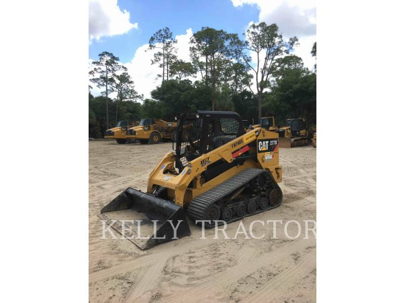 CATERPILLAR CHARGEURS TOUT TERRAIN 277D equipment  photo 9