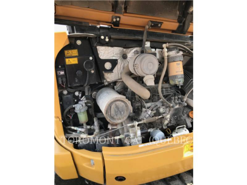 CATERPILLAR EXCAVADORAS DE CADENAS 302.7DCR equipment  photo 17