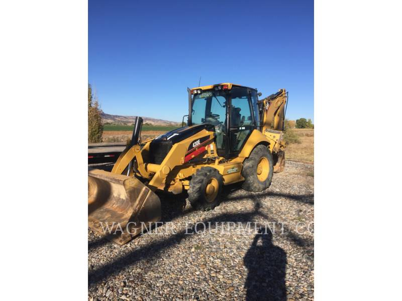 CATERPILLAR RETROEXCAVADORAS CARGADORAS 430E 4WD equipment  photo 1