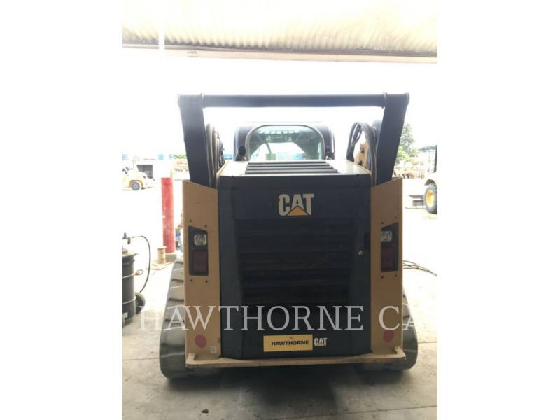 CATERPILLAR MINICARGADORAS 289D equipment  photo 8