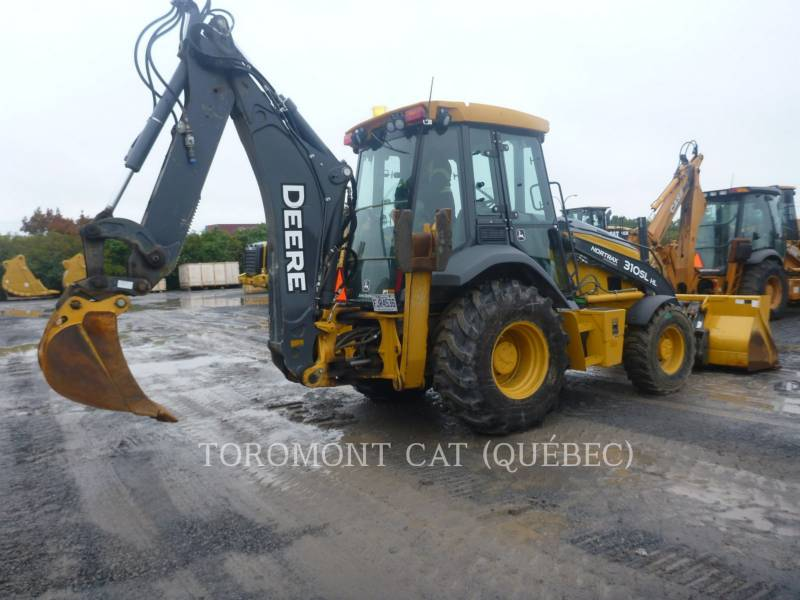 JOHN DEERE TERNE 310SL equipment  photo 4