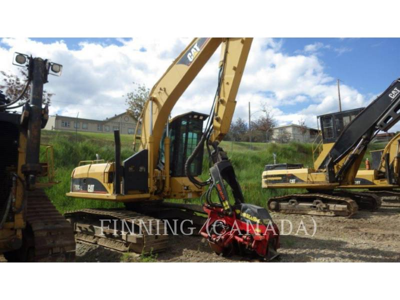 Caterpillar SILVICULTURĂ – PROCESOR 320CFMHW equipment  photo 1