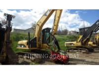 Equipment photo CATERPILLAR 320CFMHW FORESTRY - PROCESSOR 1