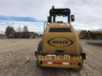 CATERPILLAR VIBRATORY SINGLE DRUM ASPHALT CS54B C110 equipment  photo 8
