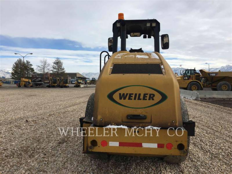 CATERPILLAR EINZELVIBRATIONSWALZE, ASPHALT CS54B C110 equipment  photo 8