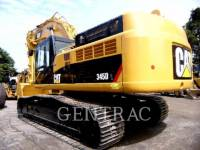 CATERPILLAR PELLES SUR CHAINES 345DL equipment  photo 6