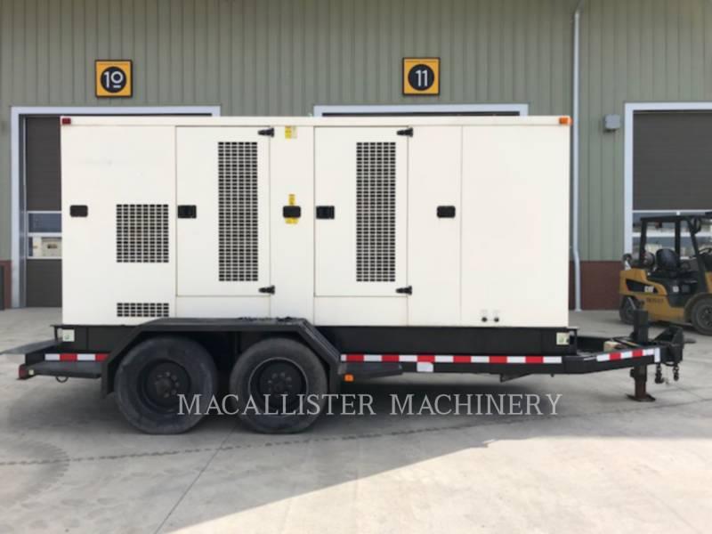 CATERPILLAR PORTABLE GENERATOR SETS XQ300 equipment  photo 19