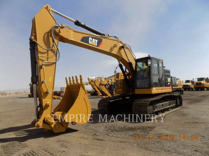 CATERPILLAR TRACK EXCAVATORS 335FLCR equipment  photo 4