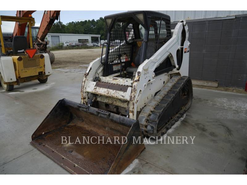 BOBCAT 多様地形対応ローダ T190 equipment  photo 1