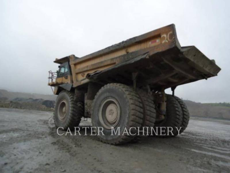 CATERPILLAR MULDENKIPPER 785B equipment  photo 4