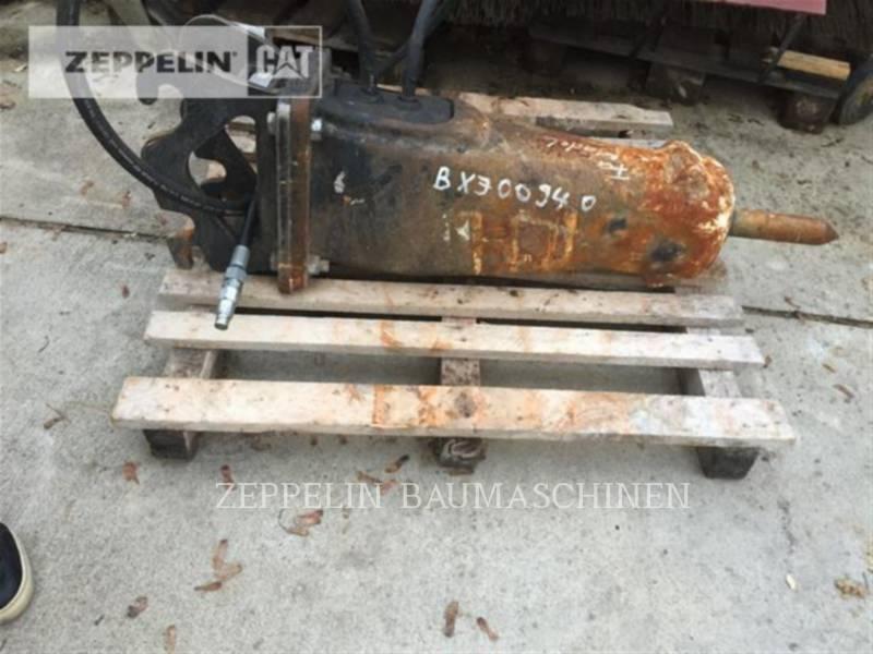 CATERPILLAR WT - ハンマー 45DS equipment  photo 1