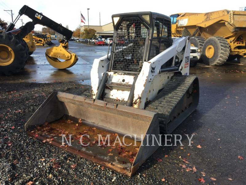 BOBCAT WHEEL LOADERS/INTEGRATED TOOLCARRIERS T250 equipment  photo 1