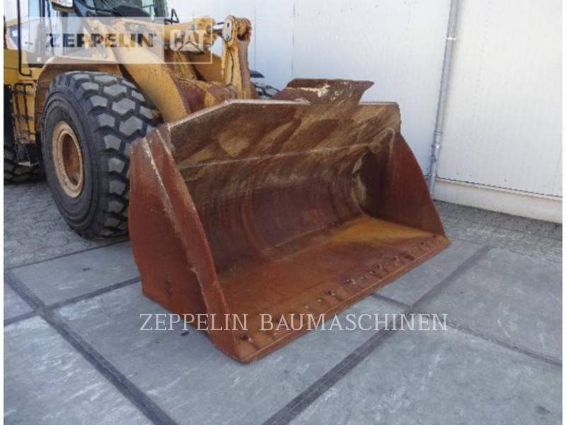 CATERPILLAR WIELLADERS/GEÏNTEGREERDE GEREEDSCHAPSDRAGERS 966H equipment  photo 7