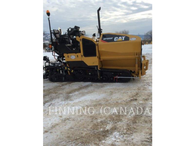 CATERPILLAR FINISSEURS AP355F equipment  photo 8
