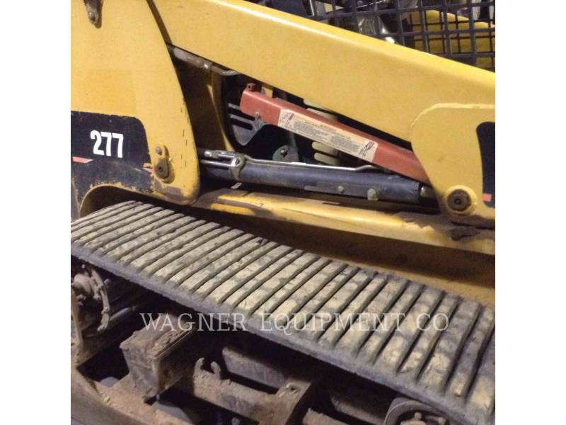 CATERPILLAR CHARGEURS COMPACTS RIGIDES 277 equipment  photo 16