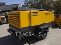ATLAS-COPCO COMPRESOR DE AIRE XAS750CD equipment  photo 4