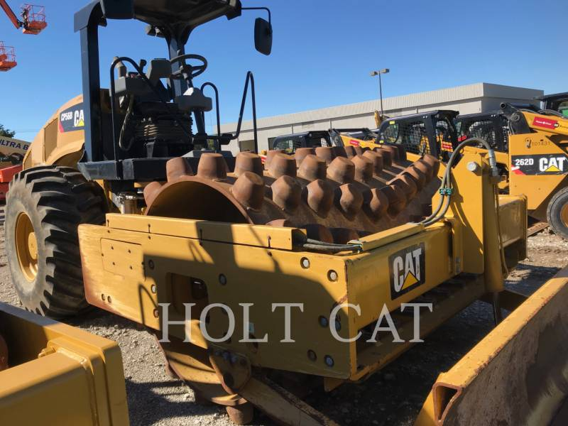 Caterpillar SUPORT TAMBUR SIMPLU PENTRU ASFALT CP56B equipment  photo 3