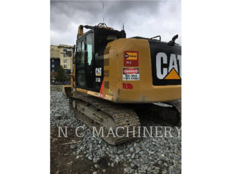 CATERPILLAR KETTEN-HYDRAULIKBAGGER 312E L equipment  photo 3