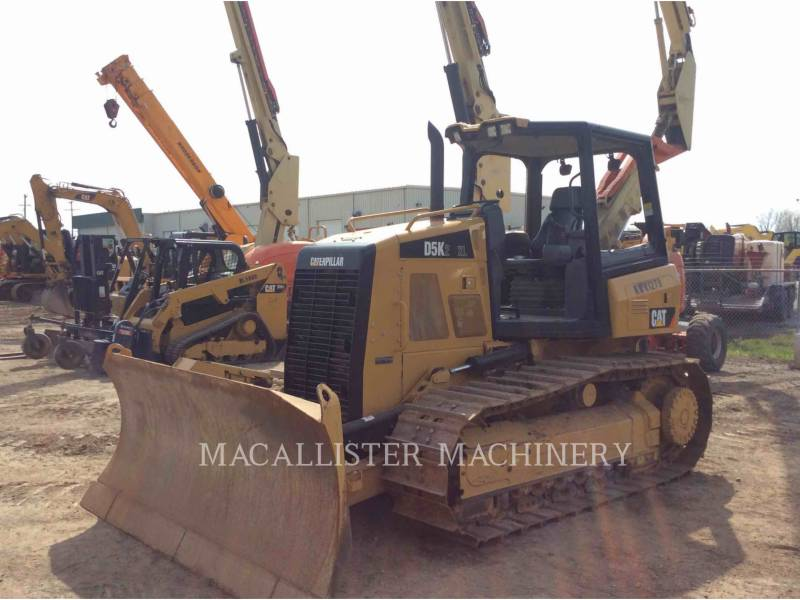 CATERPILLAR TRACK TYPE TRACTORS D5K equipment  photo 2