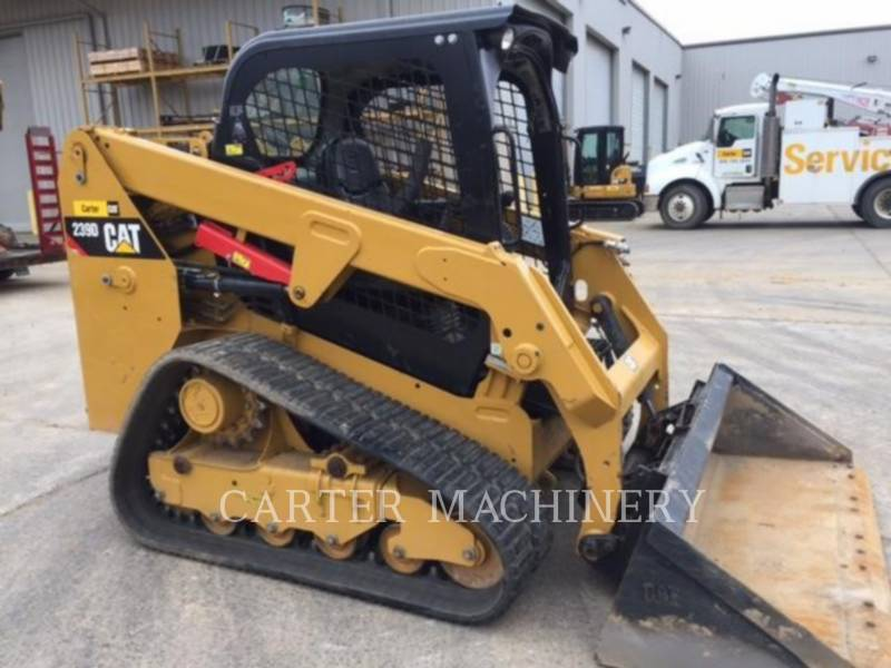 CATERPILLAR CHARGEURS COMPACTS RIGIDES 239D CY equipment  photo 1