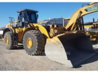 Equipment photo CATERPILLAR 980K PALE GOMMATE/PALE GOMMATE MULTIUSO 1