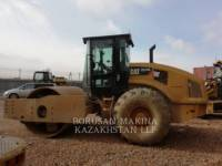 Equipment photo CATERPILLAR CS74B TRILLENDE ENKELE TROMMEL GLAD 1