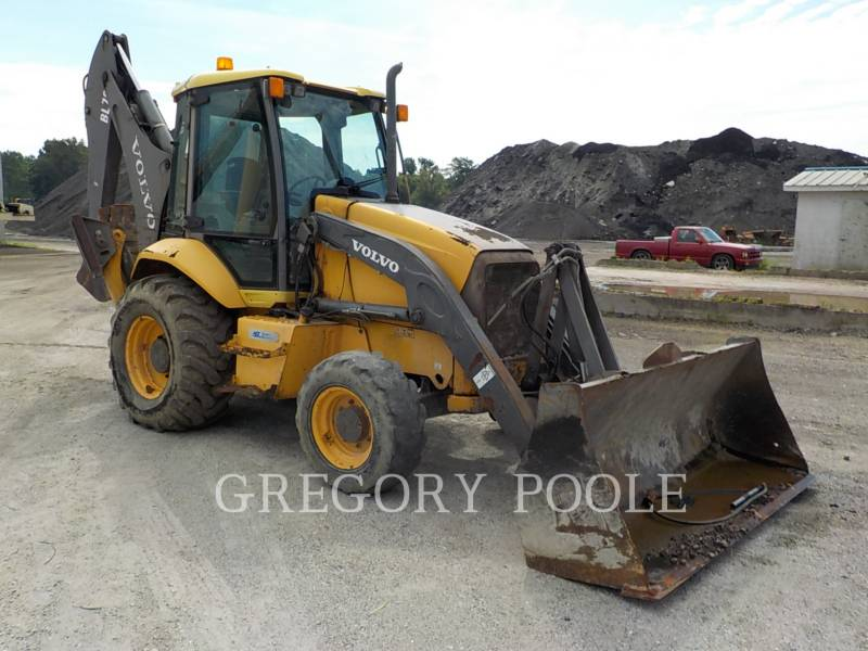 VOLVO BACKHOE LOADERS BL70 equipment  photo 3