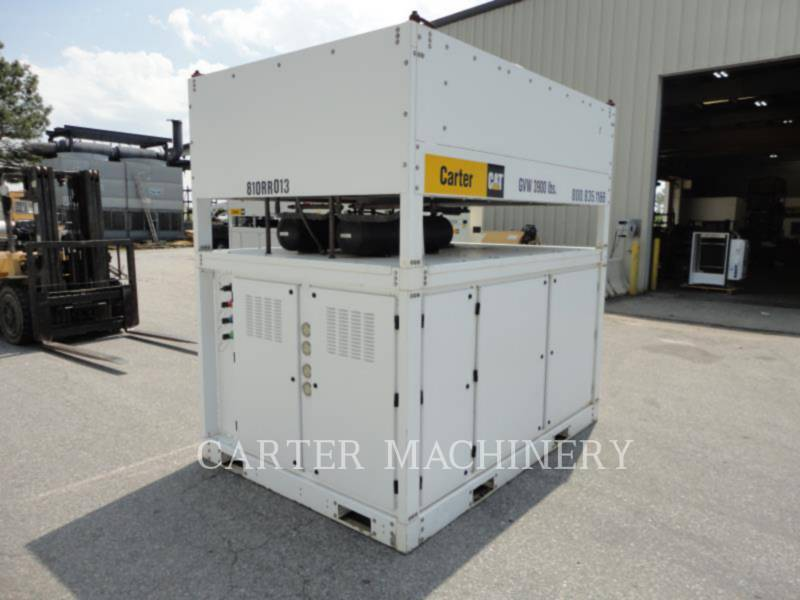 OHIO CAT MANUFACTURING TEMPERATURE CONTROL AC 30TON equipment  photo 3