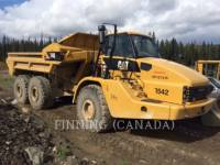 Equipment photo CATERPILLAR 740EJ KNIKGESTUURDE TRUCKS 1