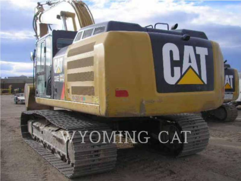 CATERPILLAR PELLES SUR CHAINES 336EL HAMR equipment  photo 2