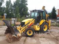 Equipment photo NEW HOLLAND LTD. B100C バックホーローダ 1