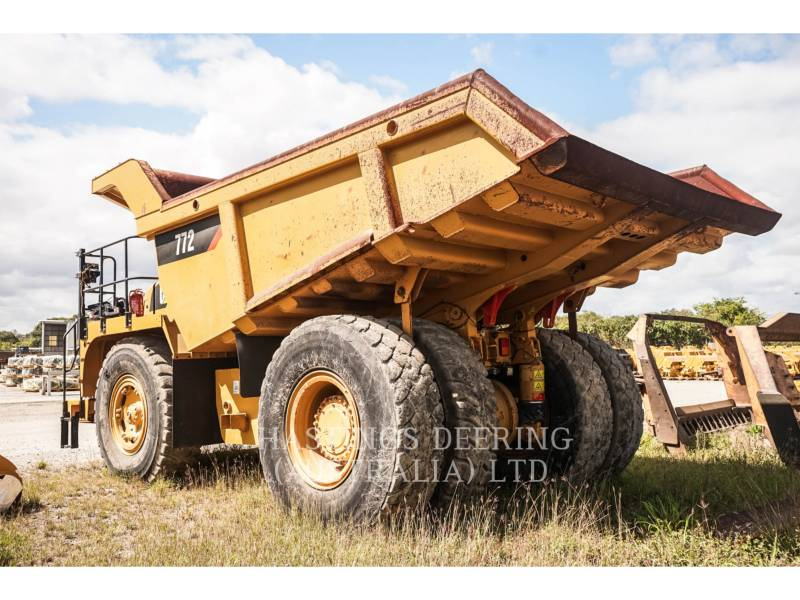 CATERPILLAR MINING OFF HIGHWAY TRUCK 772 equipment  photo 8