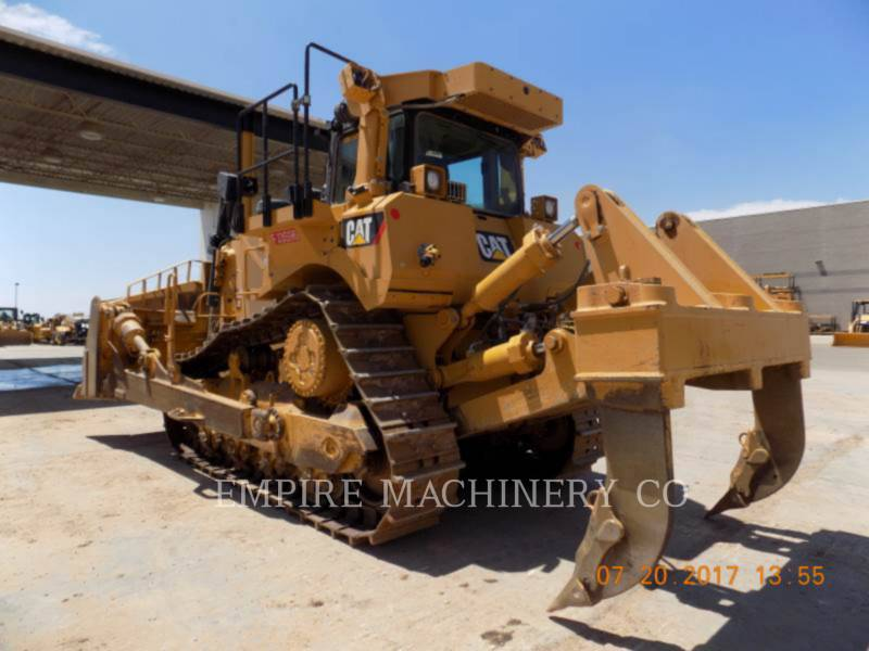 CATERPILLAR TRACTOREN OP RUPSBANDEN D8T equipment  photo 3