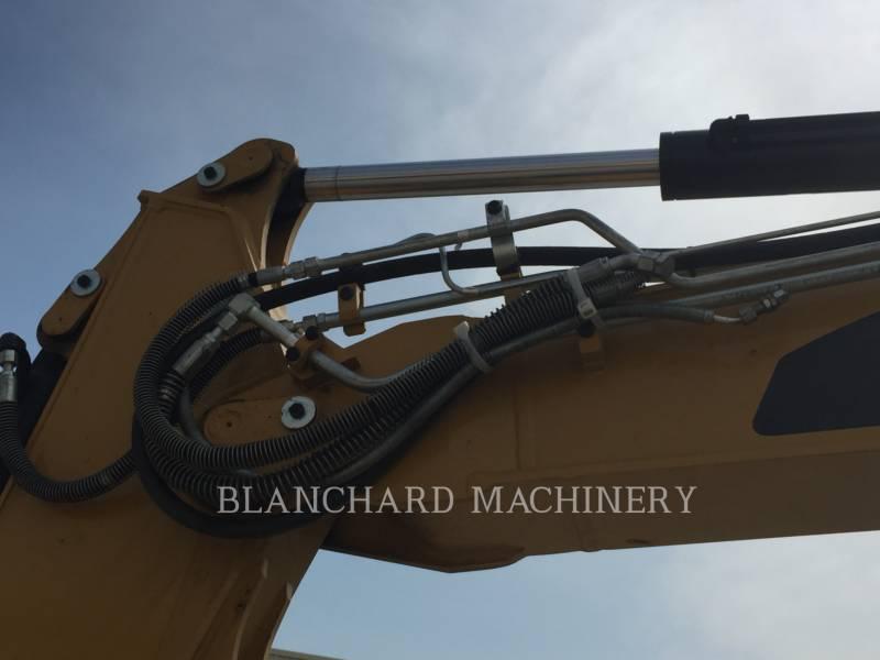 CATERPILLAR TRACK EXCAVATORS 307E2 equipment  photo 11
