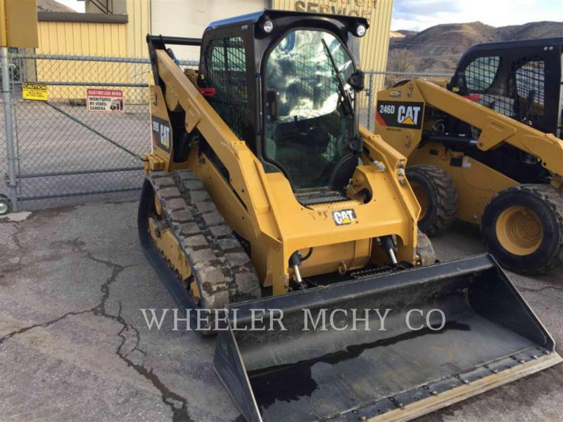 CATERPILLAR MULTI TERRAIN LOADERS 289D C3-H2 equipment  photo 1