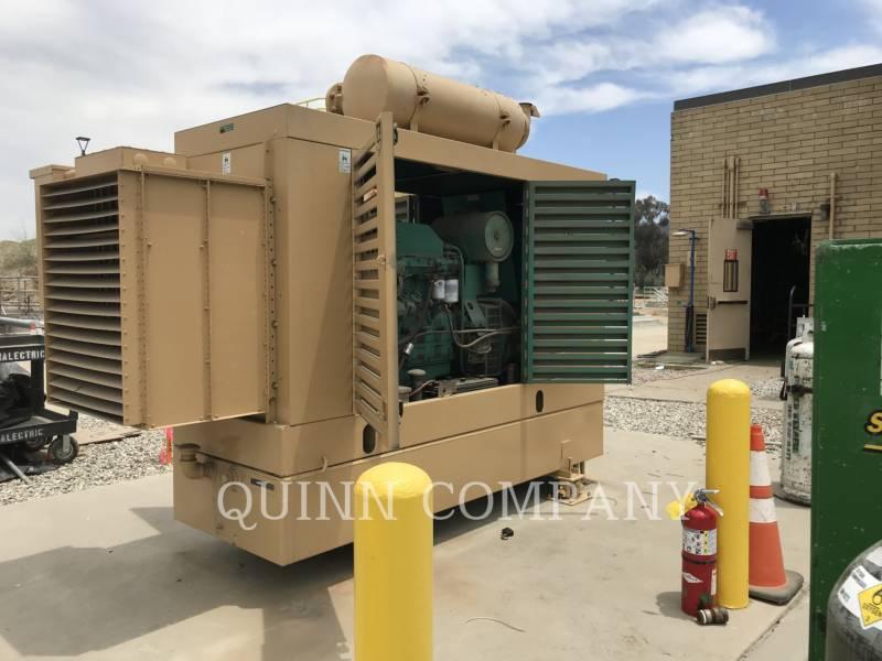CUMMINS STATIONARY GENERATOR SETS 150KW equipment  photo 2
