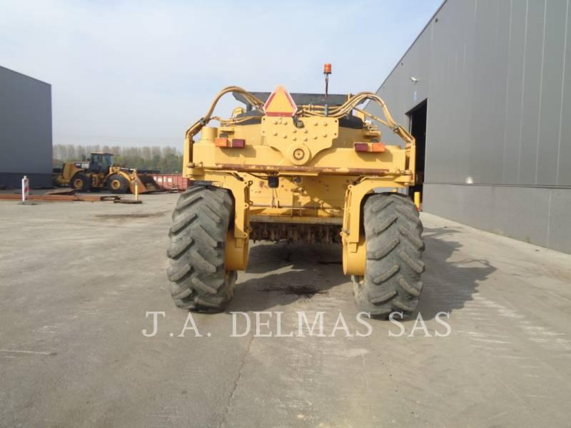 CATERPILLAR STABILIZERS / RECLAIMERS RM-500 equipment  photo 3