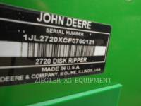 DEERE & CO. AG TILLAGE EQUIPMENT 2720 equipment  photo 14