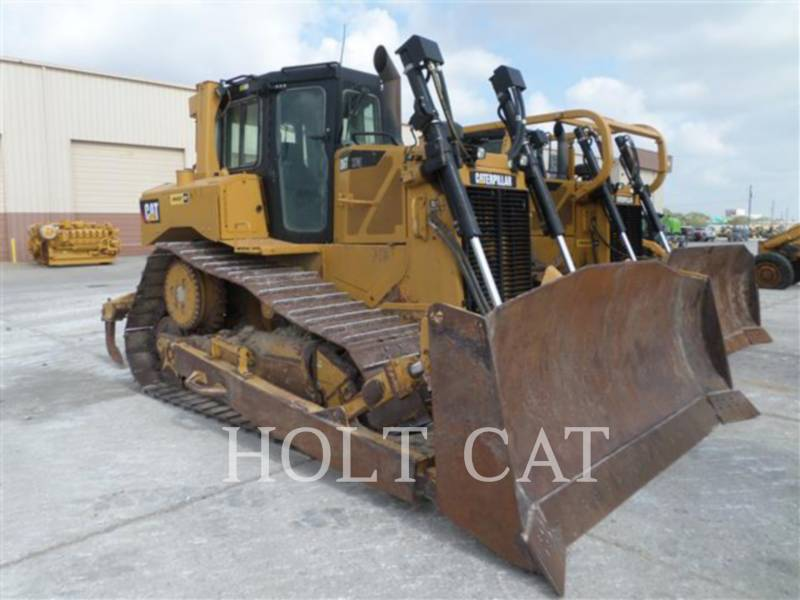 CATERPILLAR TRACK TYPE TRACTORS D6T XW equipment  photo 1