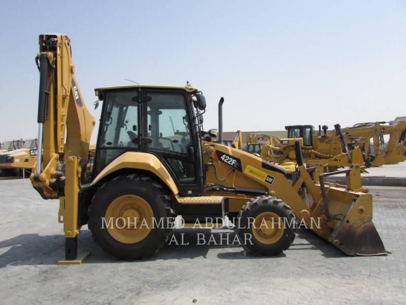 CATERPILLAR BACKHOE LOADERS 422F2STLRC equipment  photo 6