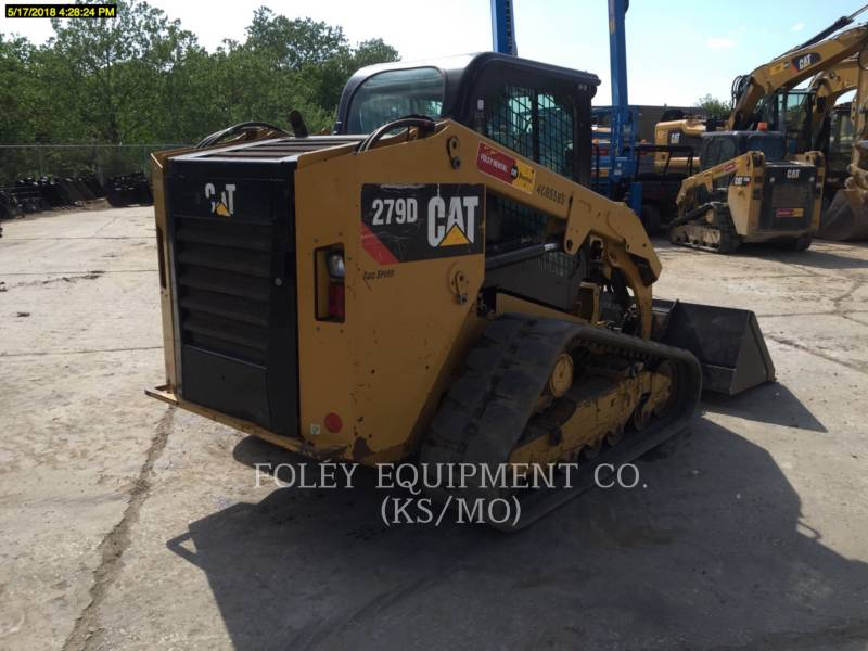 CATERPILLAR CHARGEURS COMPACTS RIGIDES 279DSTD2CA equipment  photo 4