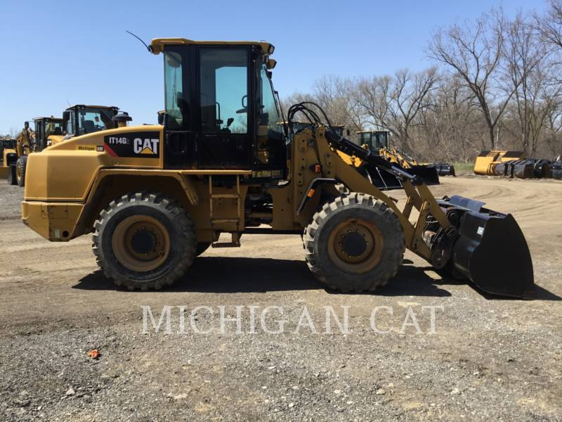CATERPILLAR WHEEL LOADERS/INTEGRATED TOOLCARRIERS IT14G2 equipment  photo 9