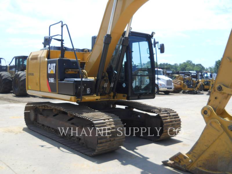 CATERPILLAR RUPSGRAAFMACHINES 316EL equipment  photo 6