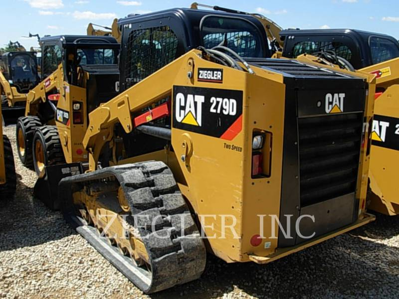CATERPILLAR MULTI TERRAIN LOADERS 279DSR equipment  photo 4