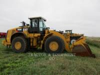 CATERPILLAR PÁ-CARREGADEIRAS DE RODAS/ PORTA-FERRAMENTAS INTEGRADO 980K equipment  photo 2