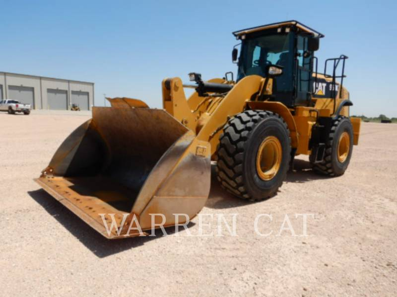 CATERPILLAR WHEEL LOADERS/INTEGRATED TOOLCARRIERS 950K equipment  photo 1