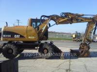 CATERPILLAR KOPARKI KOŁOWE M313C equipment  photo 4